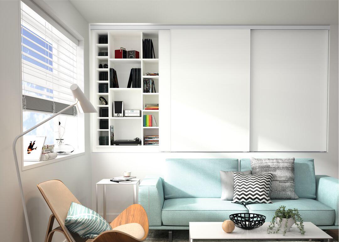 Petit meuble de rangement astucieux pour optimiser l'espace