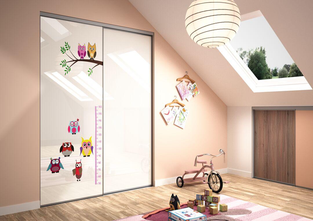 meubles design pour une chambre d'enfant