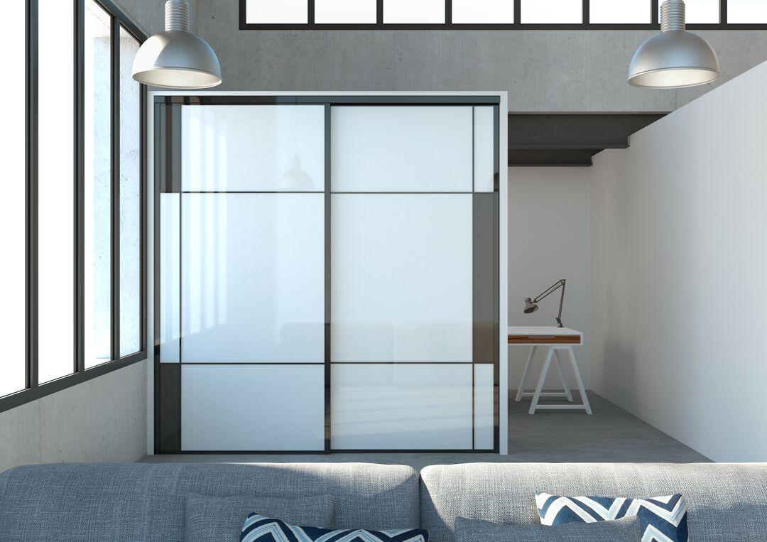 intérieur style maison d'architecte